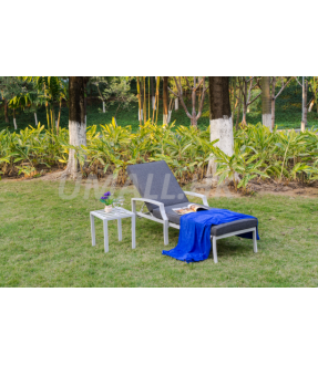 uHome Deluxe Sun Lounger Set