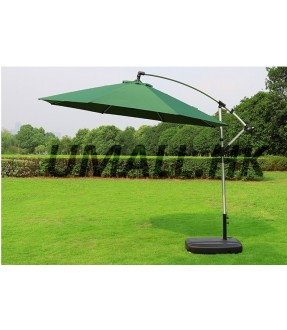 3m Offset Patio Umbrella