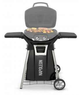 Napoleon PRO285-STAND-CE Grill Cart with Side Shelves