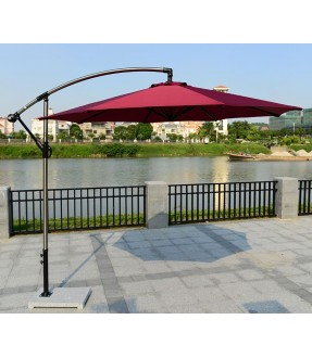 3m Offset Patio Umbrella