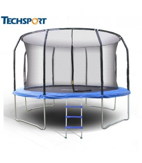 TechSport Commerical 12ft Trampoline with Safety Net