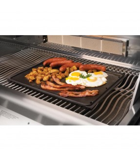 Napoleon 56040 Cast Iron Reversible Grill Griddle