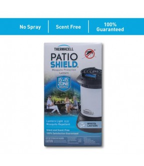 Thermacell Bristol Mosquito Repellent Patio Shield Lantern